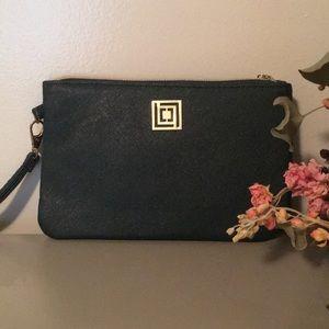 Liz Claiborne portable charger wallet